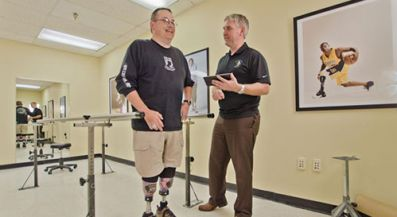 Bilateral Prosthetics