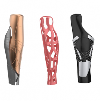 UNYQ Lower Limb Prosthetic Covers