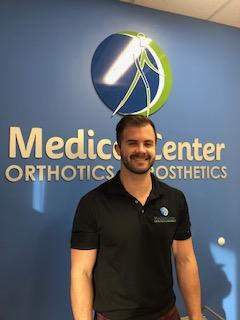 Derek Inserra Certified Prosthetist-Orthotist